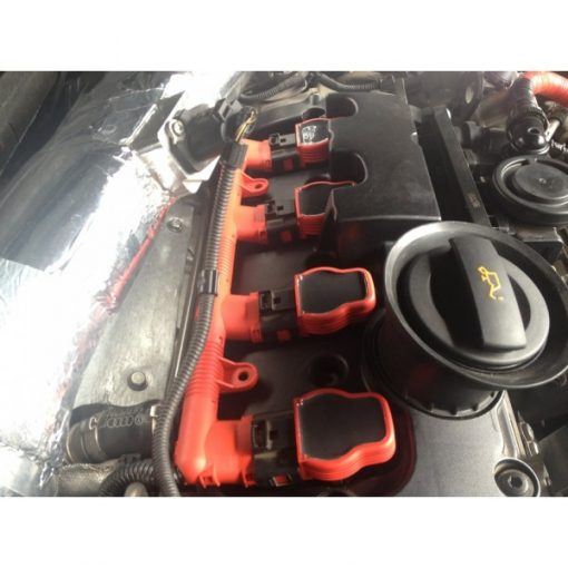 COIL PACK HARNESS RED AUDI S3 2.0TFSI